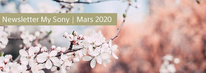 MySony-March