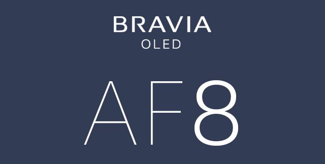 AF8 Bravia Oled